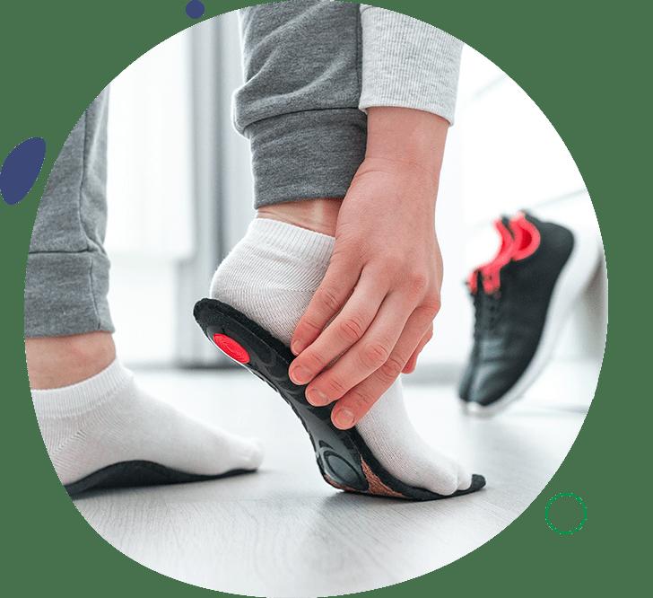 Vente de chaussures orthopédiques à Bastia